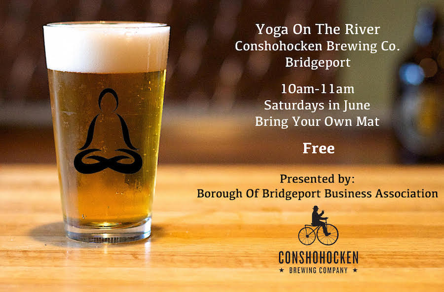 yoga on the river 1
